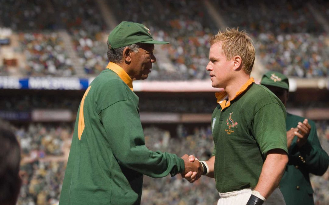 "Podcast ""Playing the Enemy – Nelson Mandela and the Game that made a Nation"""